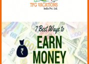 Make easy money by spending 3-4 hours a day