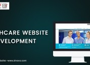 Healthcare website development company