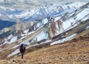 Trekking tour in ladakh