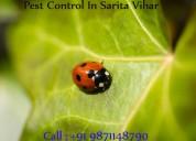 pest control services in sarita vihar