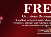 Free gems recommendation from expert astrologer