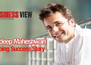 Sandeep maheshwari story