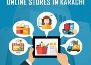 Online stores in karachi