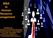 Mba- human resource management