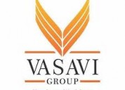 Flats for sale in hyderabad - vasavi constructions