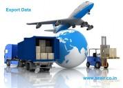Vacuum valve export data