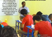 Medical entrance exams coaching centers in bhubane