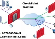 Checkpoint training in thane