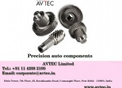 Selecting gear transmission components - salient