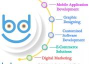 Bud tech web design & development company