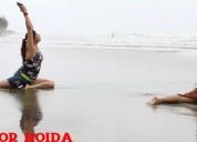 Yoga instructor noida