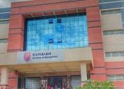 Ms ramaiah institute of management fee structure m