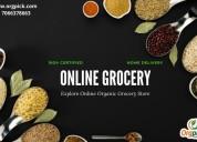 Buy organic grocery online in pune