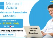 Microsoft azure administration associate training