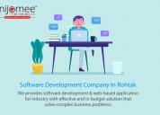 Software development company in rohtak — nijomee