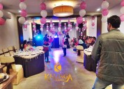 Birthday party celebration in rohtak