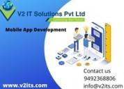 Best mobile app development services in khammam