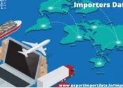 Authentic importers data india online
