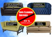 Sofa cleaning services with best price in delhi