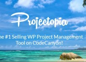 Feature packed project creation &management plugin