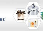 What is an autoclave?- indosurgicals