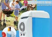 Mini portable 12v 7 l car refrigerator for picnic