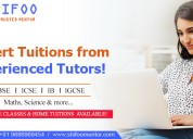 Home tutors in bangalore