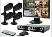 Home security cameras system