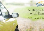Mathura car rental- bharat taxi