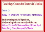 Cardiology courses for doctors in mumbai