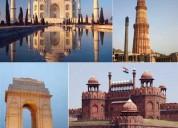 A delhi to agra trip is just a few clicks away