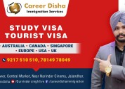 Best tourist visa consultants in jalandhar
