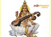 Get saraswati puja samagri from pujashoppe