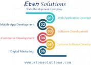 Eton solutions-best software & mobile app developm