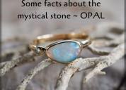 Opal gemstone benefits