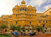 Palaces in india | heritage hotels of india | book
