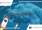 Stellar blockchain development - og software solut