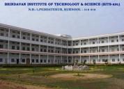 Best engineering college in kurnool | bitsknl