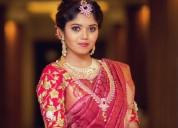 Bridal blouse designers in coimbatore