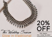 Best imitation jewellery design online - aarnascre