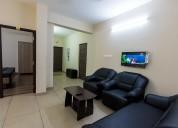 Service apartment in trichy guru inn