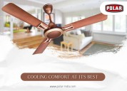 Save electricity bills with power saving fan