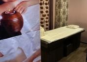 Full body to body massage in mg road, flip spa