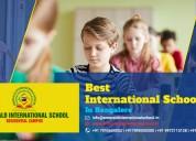 Top 10 international schools in bangalore