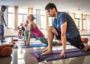 Corepower yoga- a fitness studio operator in rishi