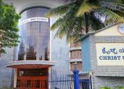 Christ university ba llb courses | christ college
