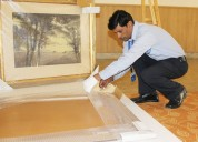 Fine art moving in india or abroad | move with pm