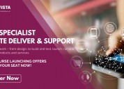 Itil4 specialist create deliver and support