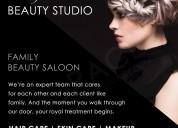 Best beauty salon in vizag