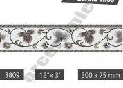 Designer border tiles manufacturer in uttarpradesh